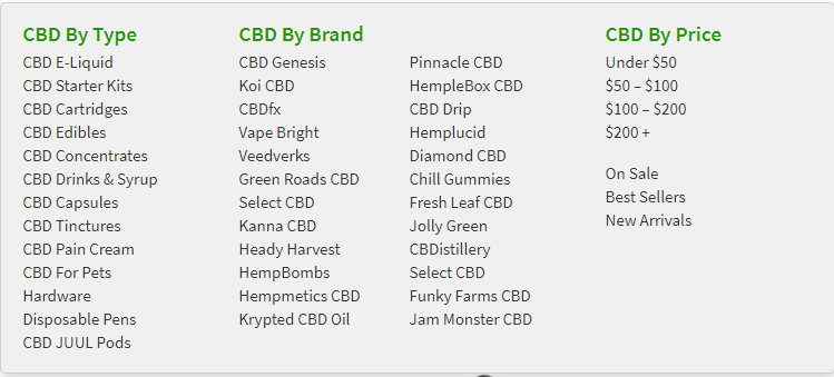 CBD Vape Juice Review And Coupon - CBD Guide