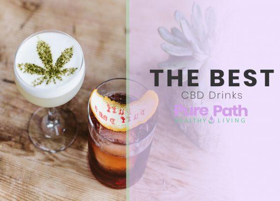 Representative products of CBD beverages - CBD Guide